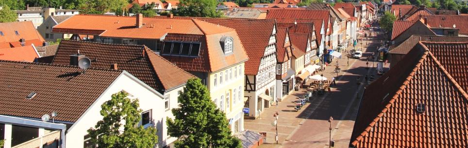 Lange Straße - © Uwe Marks/Stadt Nienburg