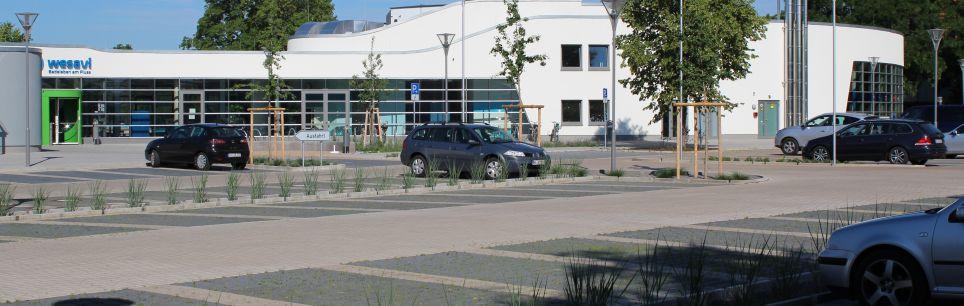 Header Parken - Parkplatz Wesavi