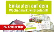 Banner Bonuskarte©Stadt Nienburg/Weser