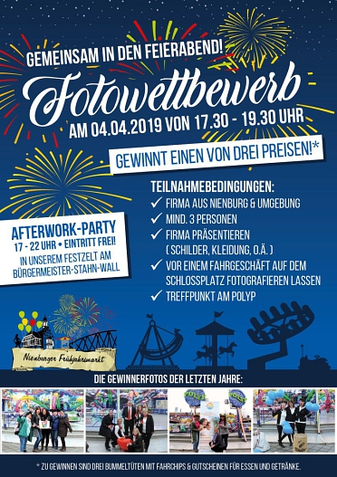 After-Work Party 2018 © Stadt Nienburg/Weser