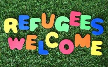 Refugees Welcome © Tim Reckmann/pixelio.de