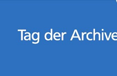 Tag der Archive